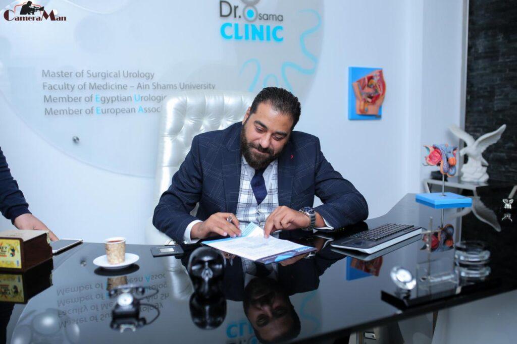 الدكتور اسامة غطاس