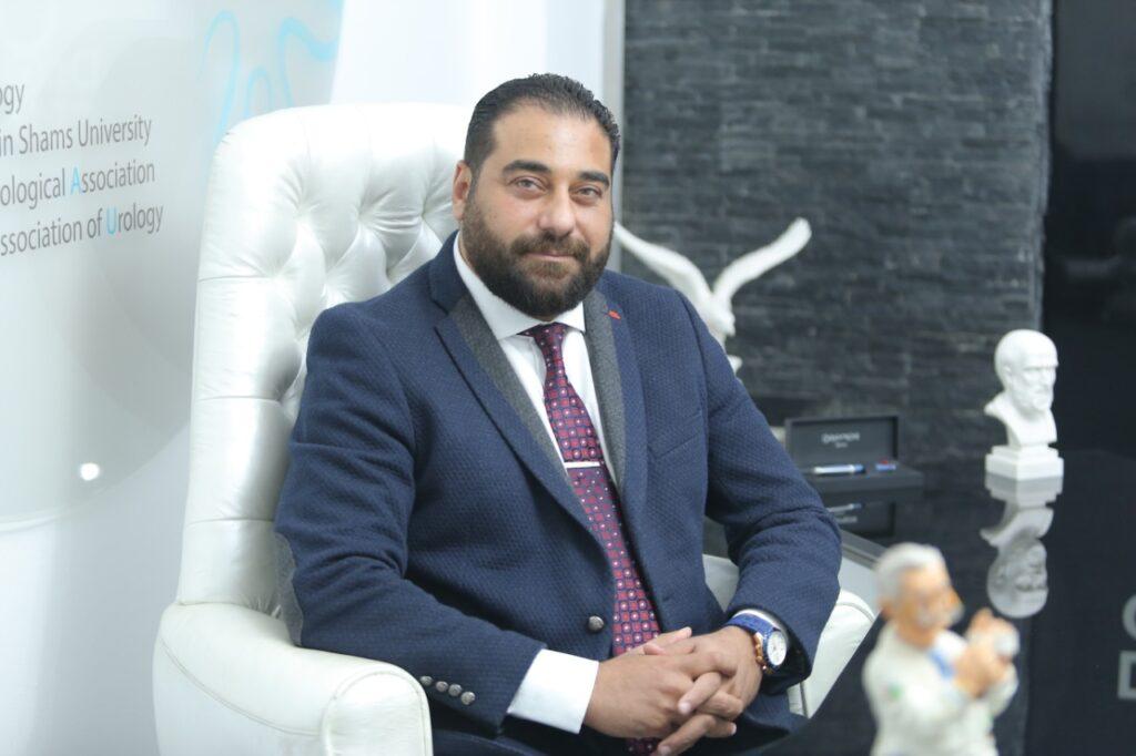 مركز دار الذكورة - الدكتور اسامة غطاس